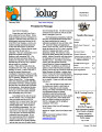 IOLUG news 2009-02, Vol. 25, No. 02