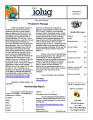 IOLUG news 2009-10, Vol. 26, No. 01