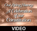 Our living history : a celebration of our Constitution with a discussion about the future of the First Amendment