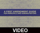 First Amendment guide for principals and administrators