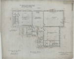 School house : alteration working drawings