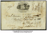 Hotel bill from P. Hodges & Son
