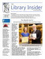 Library Insider 2010-04, Vol. 08, Iss. 04