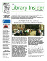 Library insider 2010-03, Vol. 08, Iss. 03
