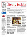Library insider 2010-06, Vol. 08, Iss. 06