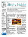 Library Insider 2011-12, Vol. 09, Iss. 12