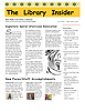 Library Insider 2003-01, Vol. 01, Iss. 01