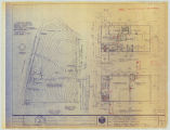 Covered Bridge Girl Scout Council: headquarters building plot and floor plans