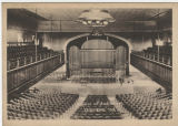 Auditorium interior, Valparaiso University