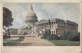 United States Capitol Building postcard