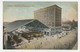 Traction Terminal, Indianapolis, Indiana