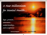 1999-2000 annual report for Comprehensive Mental Health [Meridian] Services
