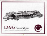 1994-1995 annual report for Comprehensive Mental Health [Meridian] Services