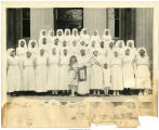 African American Muncie Red Cross nurses