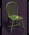 Loop-Back Windsor Chair