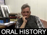 Brunsman, Aaron video oral history and transcript