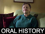 Gregory, Connie video oral history and transcript