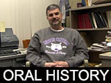 Johnson, James video oral history and transcript