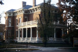 The Benjamin Harrison Home