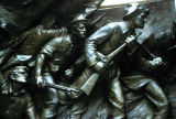 Statue of Civil War soldiers