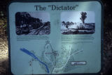 The Dictator historical marker