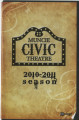 Muncie Civic Theatre program : Hello, Dolly!