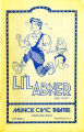 Muncie Civic Theatre Program : Li'l Abner