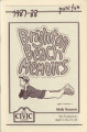 Muncie Civic Theatre program : Brighton Beach Memoirs