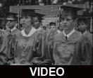 Muncie Central High School 1969 commencement