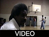Allen Leavell speech and basketball instructional clinic and Rashid Shabazz interview