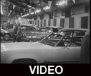 Beauty Pageant of 1969 Models auto show