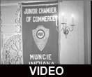 Muncie Junior Chamber of Commerce meeting