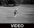 Unidentified men golfing
