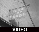 Delaware County Highway Department meeting
