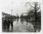 1913 Muncie, Indiana flood, Elm Street