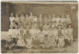 Eaton, Indiana 1931 first grade class