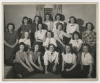 Muncie, Indiana Violet Club members
