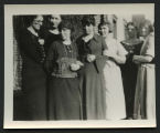 Unidentified women, possibly Muncie, Indiana Altrusa Club group members