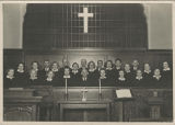 Madison Street United Methodist Church choir