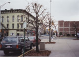 Patterson block, Muncie, Indiana