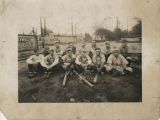 150th Field Artillery baseball team