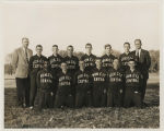Muncie Central High School 1956 cross country team