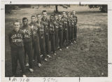 Muncie Central High School 1960 cross country team
