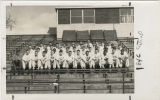 Muncie Central High School 1960 track team and coach