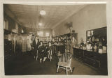 A. E. Brown Company interior