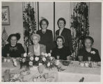 Woman's Club of Muncie, Indiana members