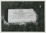 William Polen grave stone