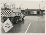 1964 Muncie, Indiana flood, Madison Street