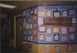 School library display