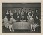 Burris Laboratory School student body, 1944
